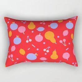 Fruity! III Rectangular Pillow