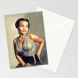 Eartha Kitt, Hollywood Legend Stationery Cards
