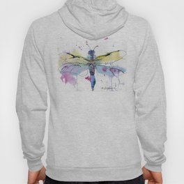 Dragonfly series: Winged Summer Hoody