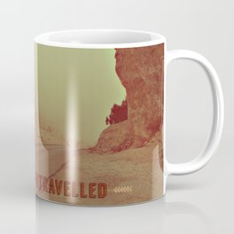 The Roads Untravelled Coffee Mug