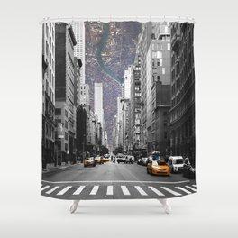 Cityception Shower Curtain