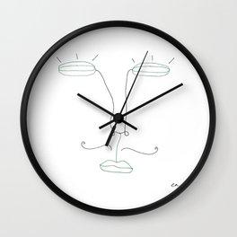 Ig Wall Clock