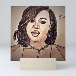Remy Ma by Double R Mini Art Print