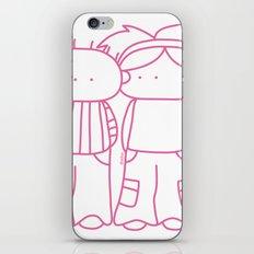 Rosy Love iPhone & iPod Skin