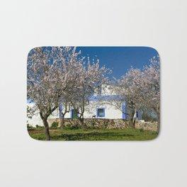 An almond tree cottage Bath Mat