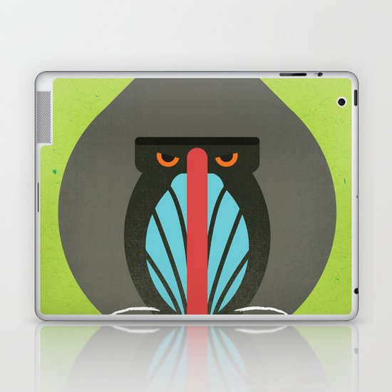 Baboon Laptop & iPad Skin