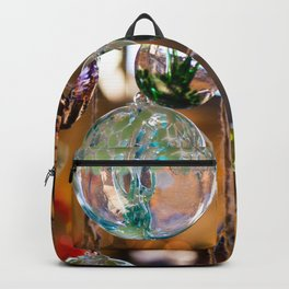 in that orb was a story of color and fire Backpack