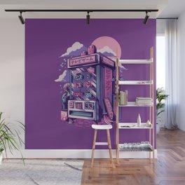 Retro gaming machine Wall Mural