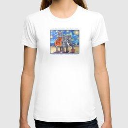 Starry Lu T-shirt