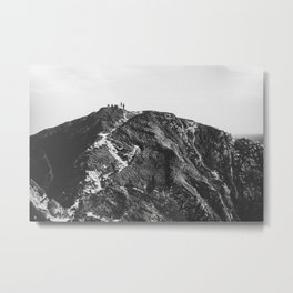 Jurassic Coast Metal Print