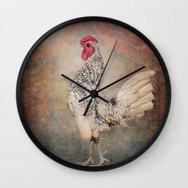 La Prima Ballerina in Hen Lake Wall Clock