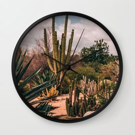 Cactus_0012 Wall Clock