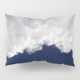 Rumble Blue Pillow Sham