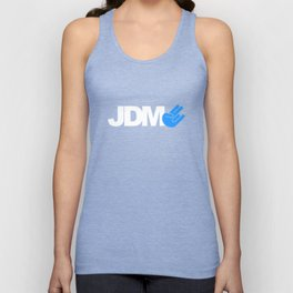 JDM shocker v1 HQvector Unisex Tank Top