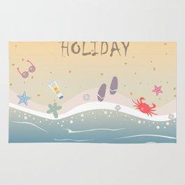 Summer Holiday Rug