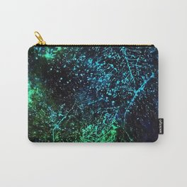 Intergalactic Leaves Carry-All Pouch