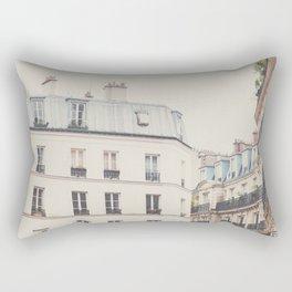 Paris architecture photograp Rectangular Pillow