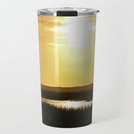 Rays Of Sun Travel Mug