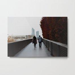 BP Bridge Metal Print