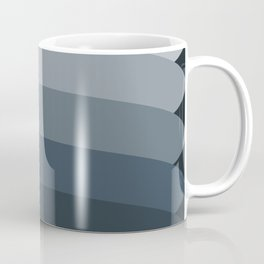 Steel Ellipses Coffee Mug
