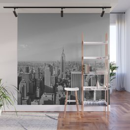 New York City Skyscrapers Wall Mural