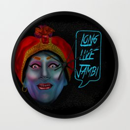 Jambi Wall Clock