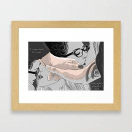 Orphan Black - 3x08 Cophine Framed Art Print