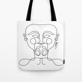 Sexless Protector Tote Bag