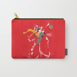 Protoman Splattery Design Carry-All Pouch