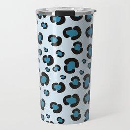 Snow bars patter Travel Mug