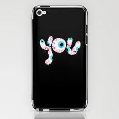 Eyes On YOU! iPhone & iPod Skin