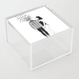 blow my mind Acrylic Box