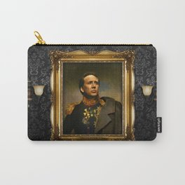 Nicolas Cage - replaceface Carry-All Pouch