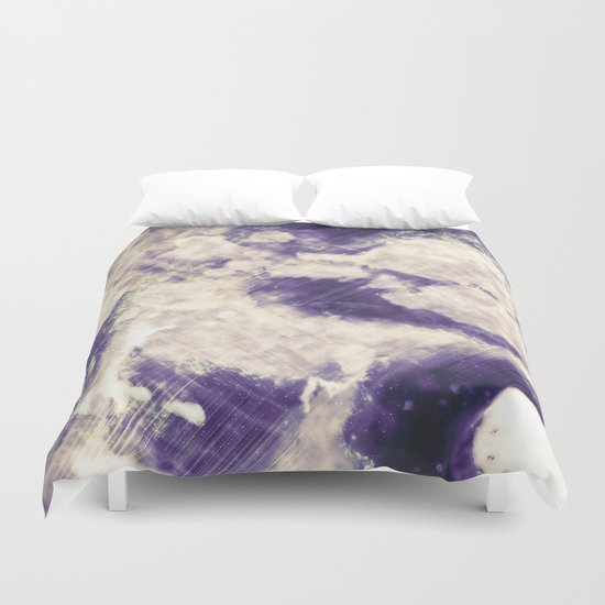 Abstract 45 Duvet Cover