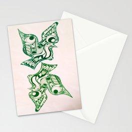 Cardinal Reflection Stationery Cards