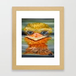 Petey Framed Art Print