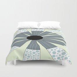FLOWERY SIMONE / ORIGINAL DANISH DESIGN bykazandholly Duvet Cover