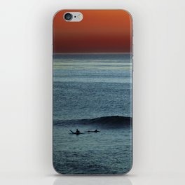 The Last Wave iPhone Skin