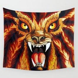 Werewolf Wall Tapestry
