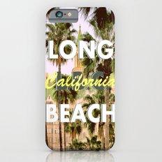 Long Beach, California V.R. Slim Case iPhone 6