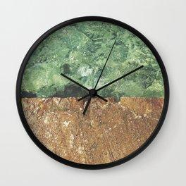Sea contrast Wall Clock