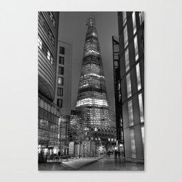 The Shard  Canvas Print