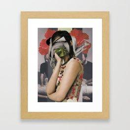 Hold My Own Framed Art Print