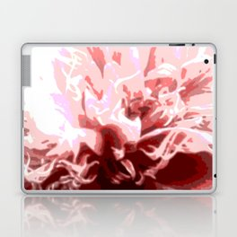 Floral shapes and colors Laptop & iPad Skin