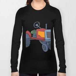 Oldtimer Tractor Long Sleeve T-shirt