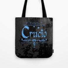 Harry Potter Curses: Crucio Tote Bag