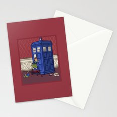 Who wants to Build a Snowman? Stationery Cards