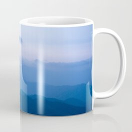 Smoky Mountain Blue Coffee Mug
