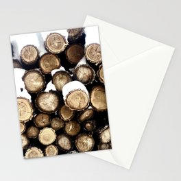 lumberjack Stationery Cards