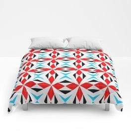 symetric patterns 8 -mandala,geometric,rosace,harmony,star,symmetry Comforters
